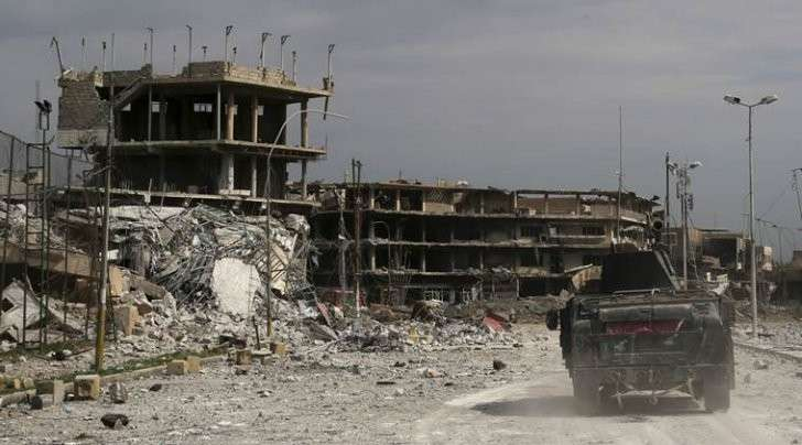 Массовые убийства в Ираке в результате действий коалиции бандитов