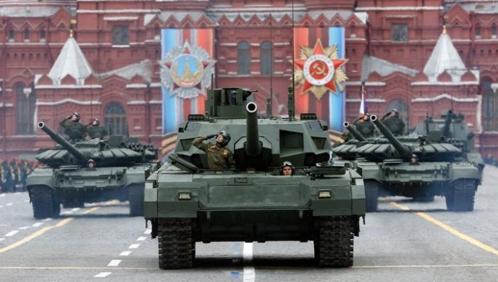 Танк «Армата» будет неуязвимым для любого современного противотанкового снаряда