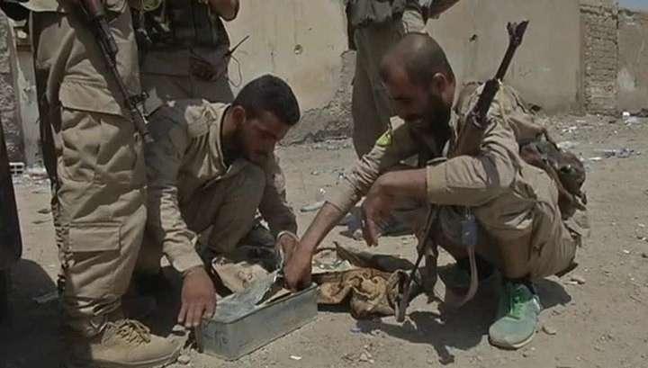 Бои в Ракке: курды прорвали блокаду старого города