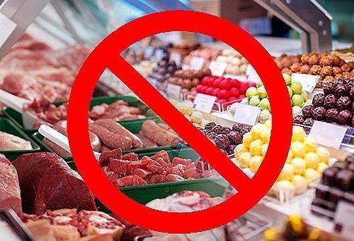 Кабинет министров продлил продуктовое эмбарго против стран, наложивших на Россию санкции