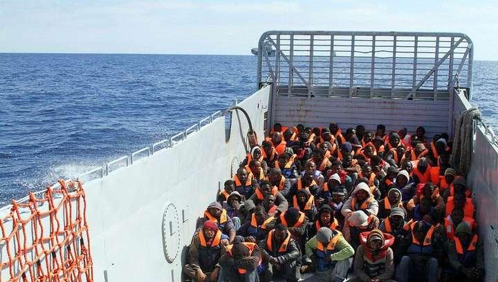 Две Европейские страны – Италия и Австрия не могут договорится о мигрантах