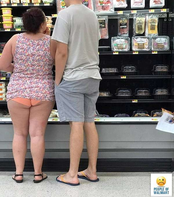 people of walmart, странные американцы, наряды посетителей американских супермаркетов
