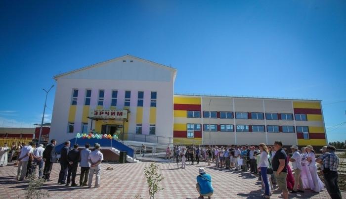 ВЯкутии открыт новый спортивный комплекс