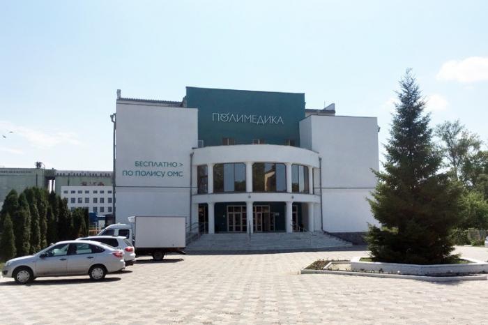 ВБелгороде новая поликлиника будет обслуживать 23000 взрослых и 4500 детей