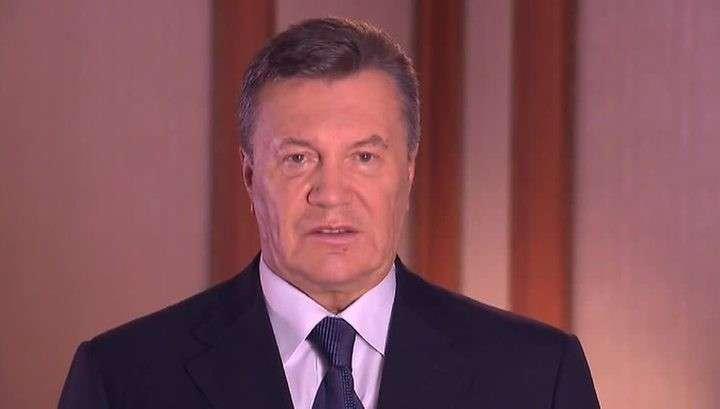 Янукович отказался участвовать в судилище над собой, итог которого ему заранее известен