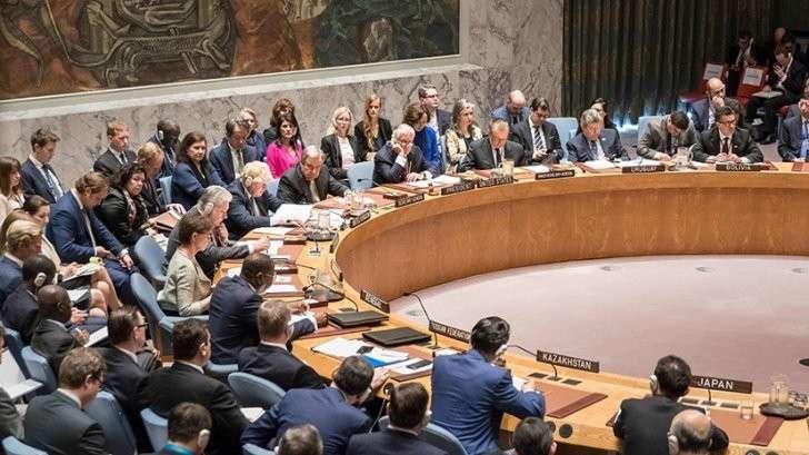 На заседании СБ ООН постпред США высказался о применение военной силы против КНДР