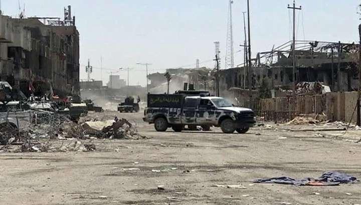 На восстановление Мосула потребуется миллиард долларов после бомбежки бандитов из США