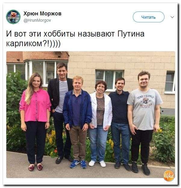 Юмор помогает понять, что в действительности евреи делают на Украине