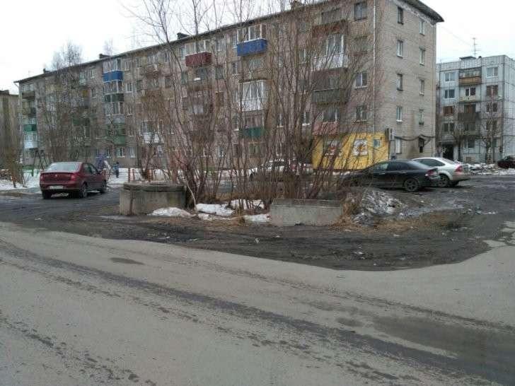 Архангельск: у ужаса есть лицо. Короткая, но ужасающая фотопрогулка