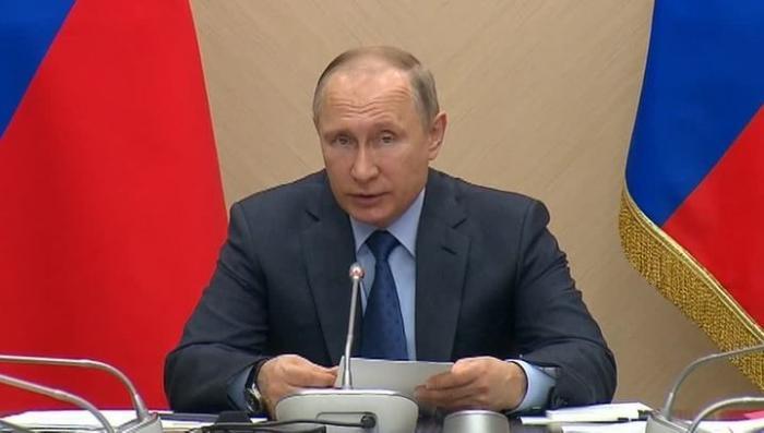 Владимир Путин прокомментировал качество новых российских ракет Х-101