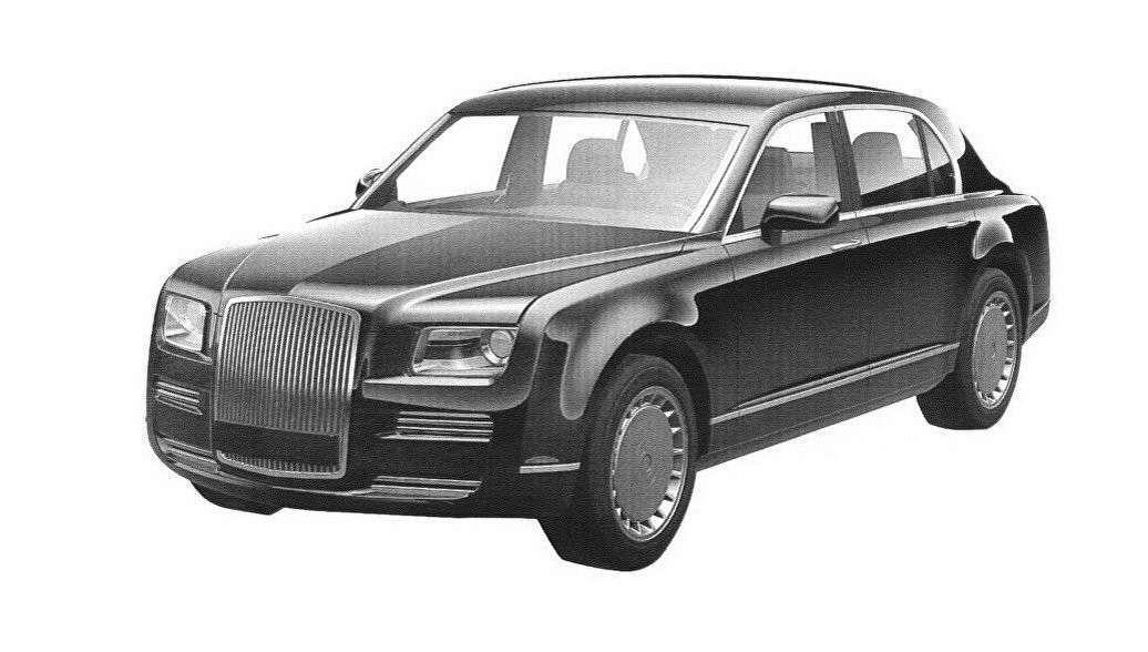 Новый лимузин для президента России: что известно о проекте «Кортеж»