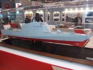 Интересные новинки военно-морского салона 2017 в Санкт-Петербурге