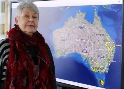 В Австралии составили карту массовых убийств аборигенов европейскими «цивилизаторами»