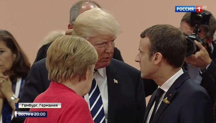 Саммит G20: как прошёл первый день в деталях