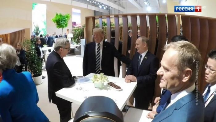 Путин и Трамп провели самую ожидаемую встречу: 30 минут растянулись на 2 часа