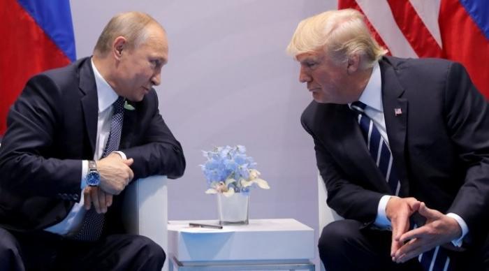Как прошла первая встреча Путина и Трампа на полях саммита G20