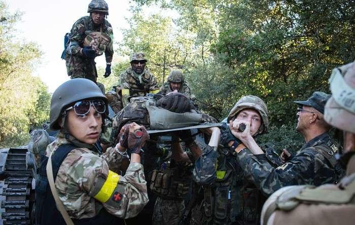 С Восточного фронта не вернулись. Какие в реальности потери несёт украинская армия в Донбассе?