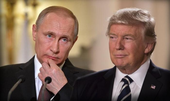 Владимир Путин и Дональд Трамп договорились договариваться