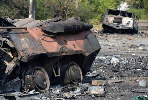 ДНР: Под Донецком захвачены диверсанты, уничтожена 25-я бригада