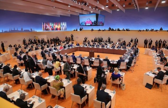 Лидеры стран «большой двадцатки» приняли коммюнике по итогам саммита G20 в Гамбурге