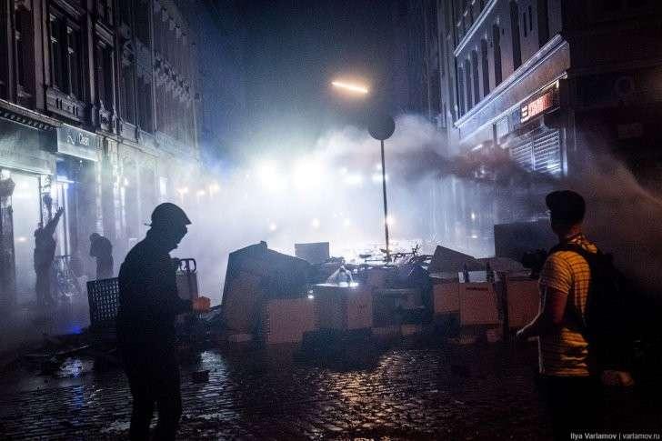 Как в «цивилизованной» Европе проходят митинги «онижедетей»