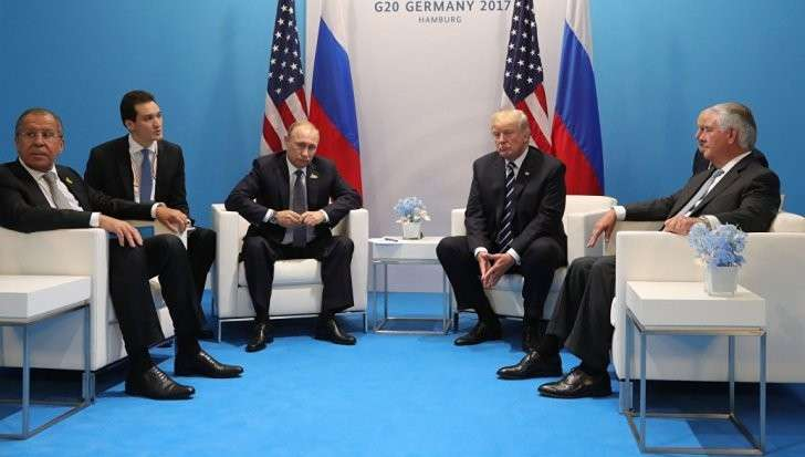 О результатах встречи президентов России и США рассказал советник Трампа Герберт Макмастер