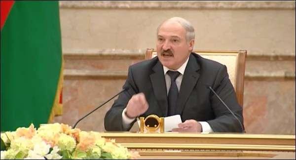 Лукашенко: Только идиот не сделает выводов после событий на Украине