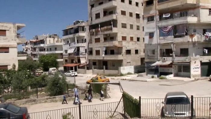 США агрессор довольны созданием зоны деэскалации в Сирии