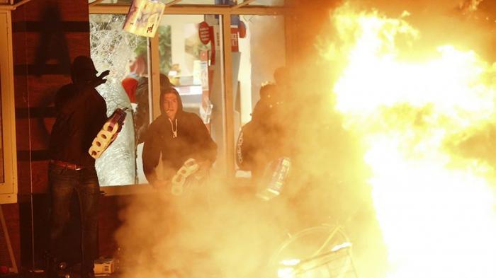 Дикая Европа показала своё истинное лицо: последствия митингов «цивилизованных» европейцев
