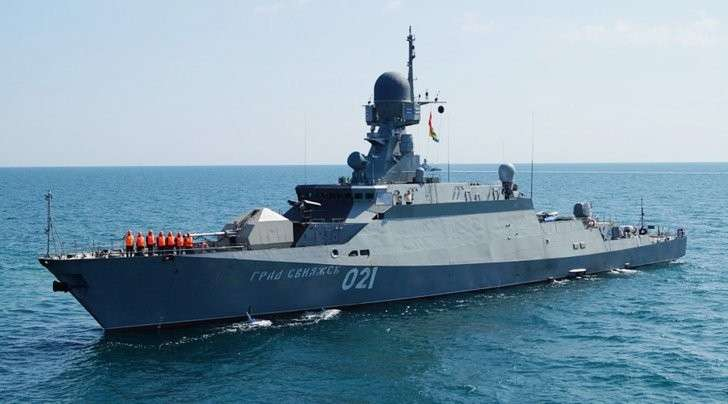 Укус «Каракурта»: чем опасны для западных ВМС новейшие ракетные корабли ВМФ России
