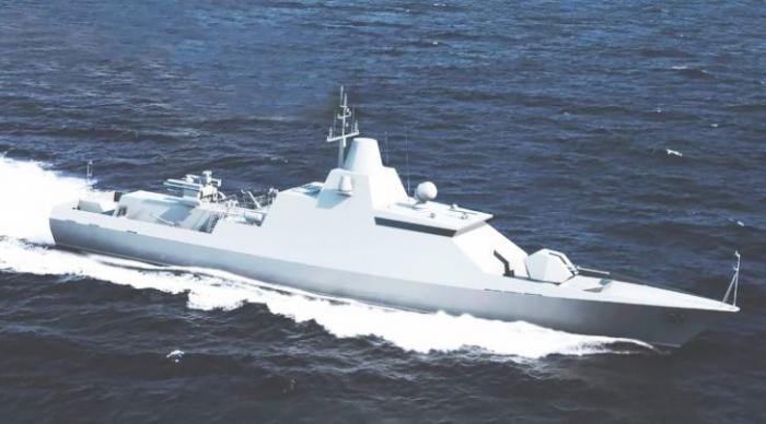В чём уникальность новейших ракетных кораблей ВМФ России