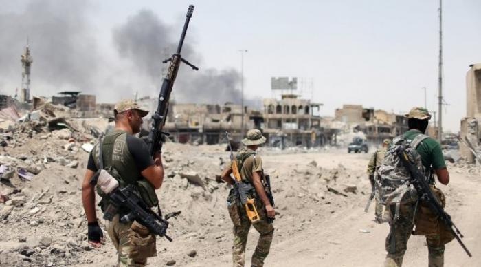 Ирак: победа над наёмниками глобалистов на руинах Мосула
