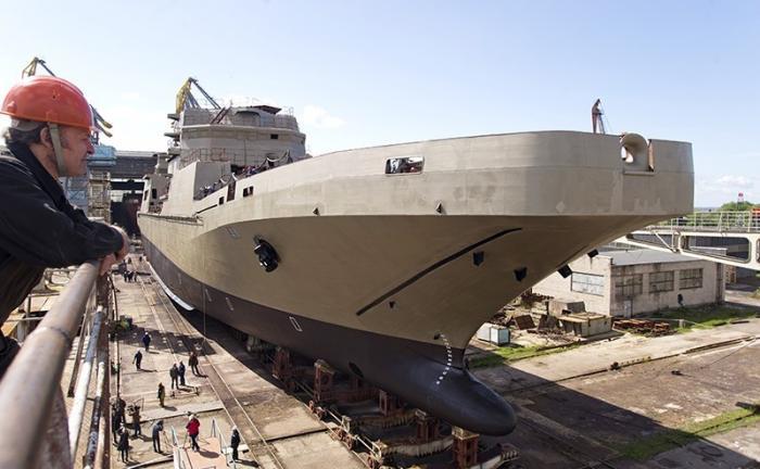 Перевооружение ВС России: десантура может остаеться без «крыльев», морпехи– без кораблей