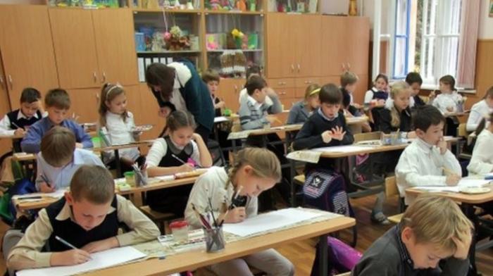12 лет учебы, сокращение предметов, уроки дебилизации. Конец образования на Украине