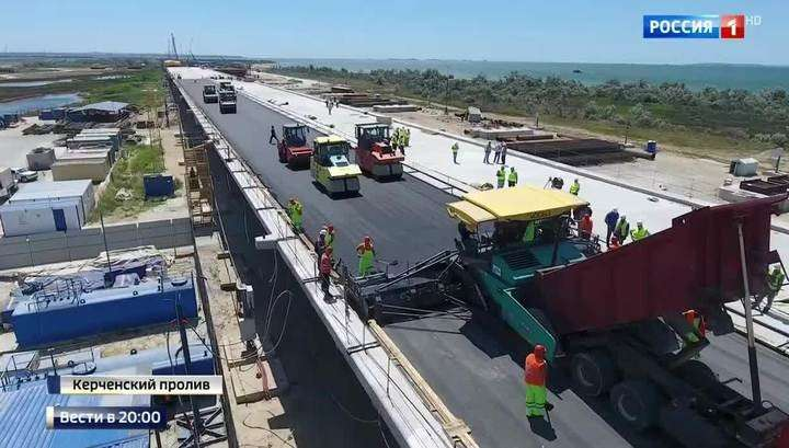 Крым в 2018 году станет доступнее: запустят Керченский мост и новый терминал аэропорта