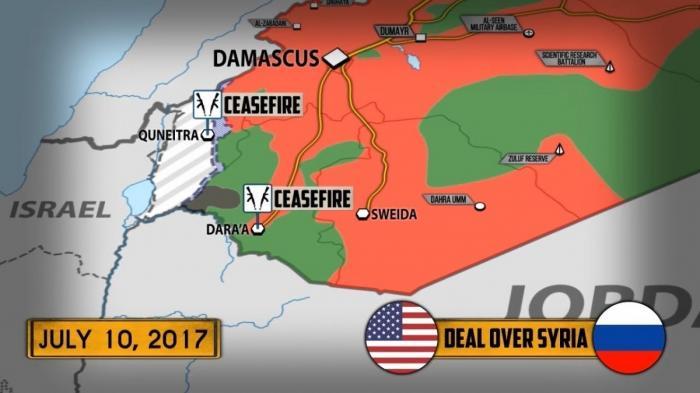 Сирия и Ирак: последствия сделка России и США