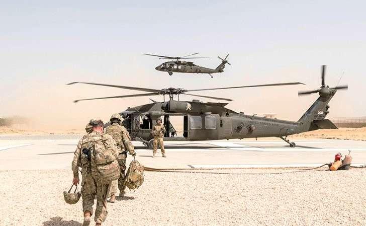 США в Афганистане бегают по советским граблям