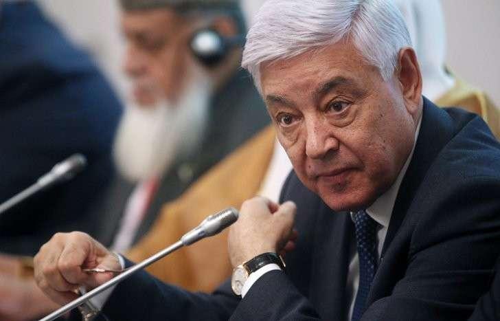 Председатель Госсовета Республики Татарстан Фарид Мухаметшин