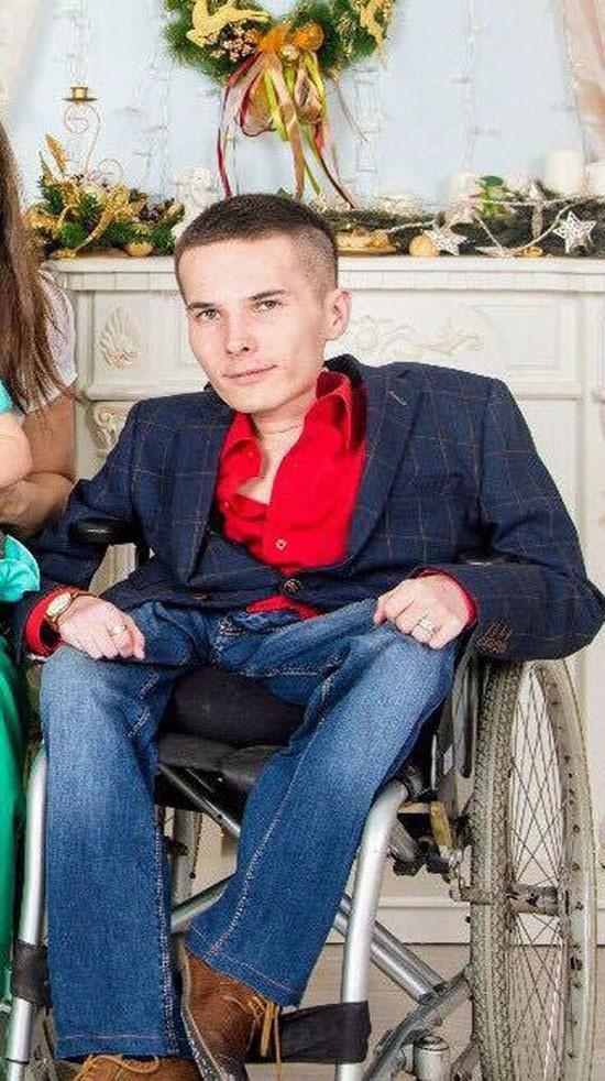 Судейско правовой абсурд: 18-килограммового инвалида посадили на 4,5 года за разбой