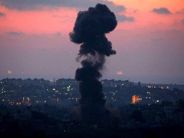 Израильская армия снова начала террор в секторе Газа