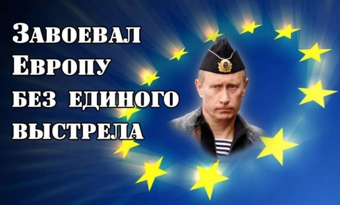 Италия взмолилась: «Захвати же нас, Путин!»