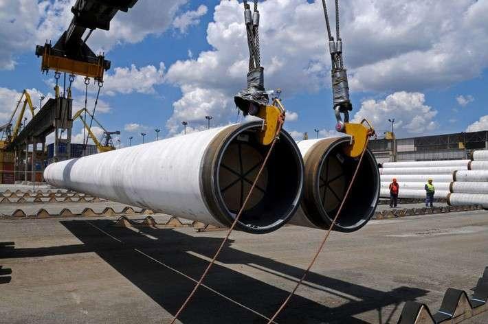 «Газпром» проложил 50 километров «Турецкого потока» подну моря