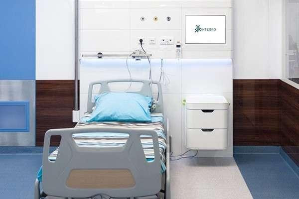 Ростех-Швабе продемонстрировал новую медицинскую палату наИННОПРОМ-2017