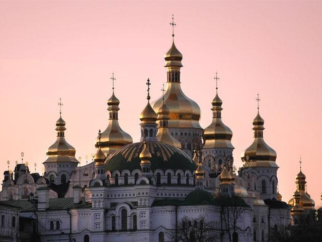 В украинских попов вселился бес
