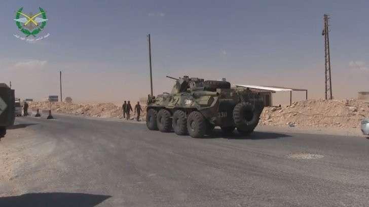 Сирия: подробный анализ военной обстановки