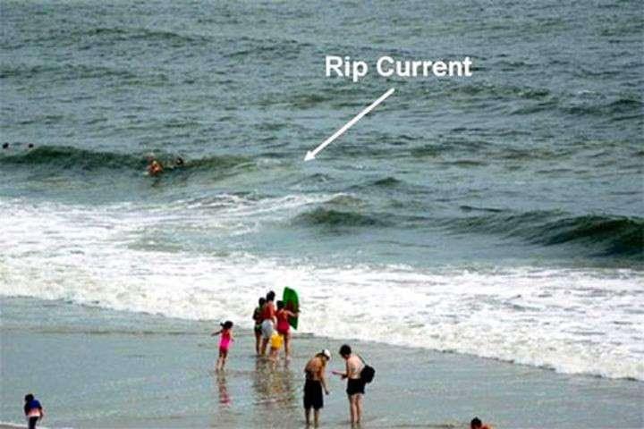 Рип, Тягун: феномен на море уносит сотни жизней в год, но о нем знают немногие