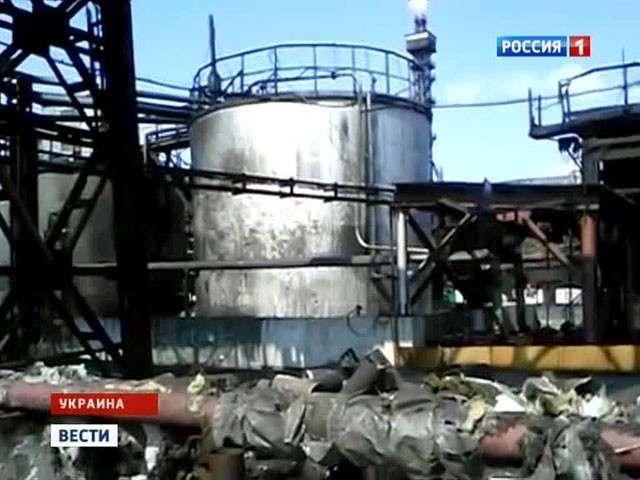 Залп по экономике: четыре завода Ахметова прекратили работу