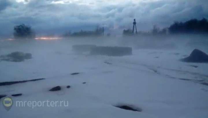 Казахстан завалило снегом в июле. «Глобальное потепление» шокирует своими аномалиями