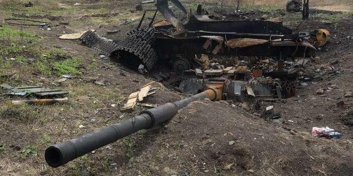 Из разбитой под Саур-Могилой 30-й мехбригады сбежали все офицеры
