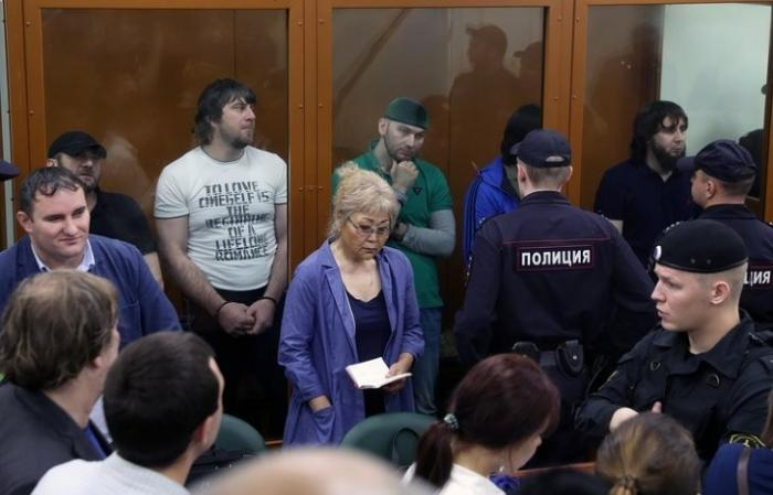 Суд присудил убийце Бориса Немцова 20 лет тюрьмы